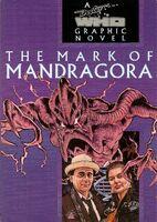 Mark of mandragora virgin graphic novel