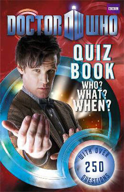 Quiz book who what when