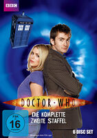 The Complete Second Series (DVD)/Germany re-release