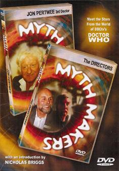 Myth makers directors jon pertwee dvd