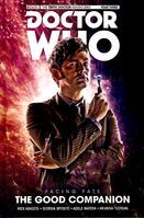 Tenth doctor facing fate volume 3 good companion