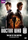 Day of the doctor us dvd