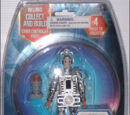 Cyberman (The Tenth Planet - Cyber Controller BAF Wave)