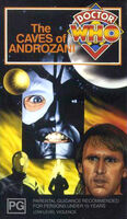 Caves of androzani australia vhs