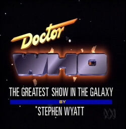 Greatest show in the galaxy
