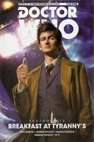Tenth doctor facing fate volume 1 breakfast at tyrannys