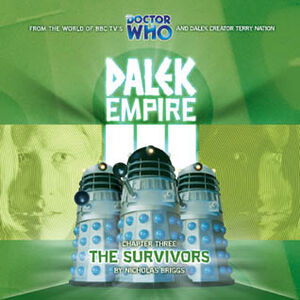 Dalek empire survivors