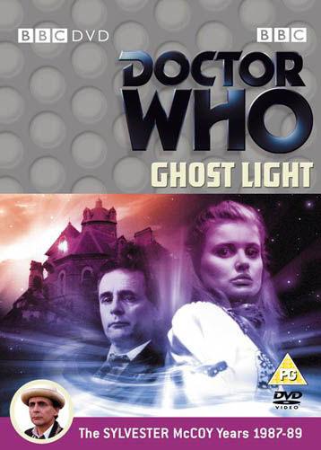 Ghost light uk dvd