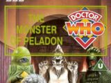 The Monster of Peladon (VHS)