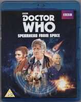 Spearhead from Space (Blu-ray)/UK
