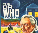The Dr Who Annual (1966)