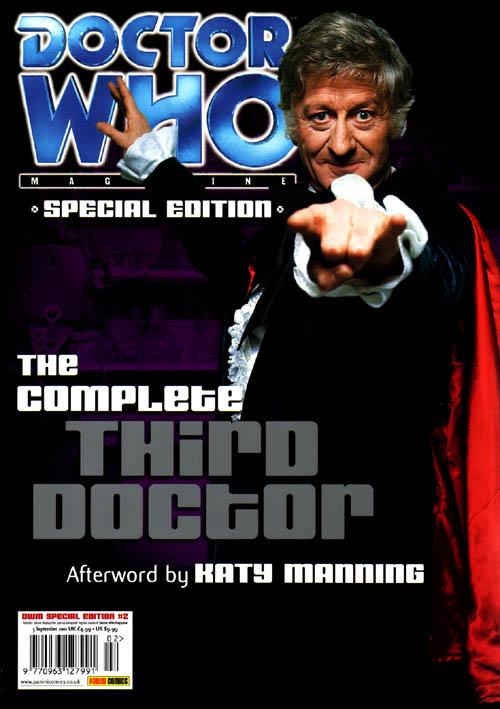 Dwm se complete third doctor