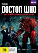 The husbands of river song australia dvd