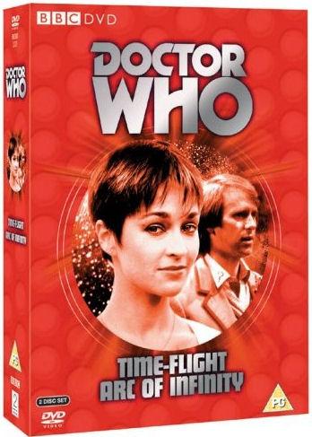Time flight arc of infinity uk dvd