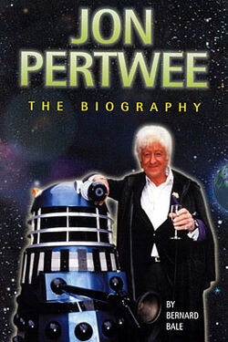 Jon Pertwee Biography