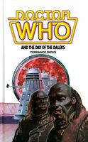 Day of the daleks hardcover