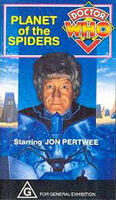 Planet of the spiders australia vhs