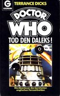 Death to the daleks germany