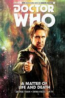 Eighth doctor volume 1 a matter of life and death