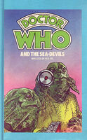Sea devils hardcover