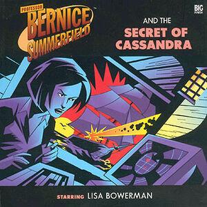 Secret of cassandra cover 2