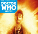 The Tenth Doctor Archives Omnibus - Volume 1
