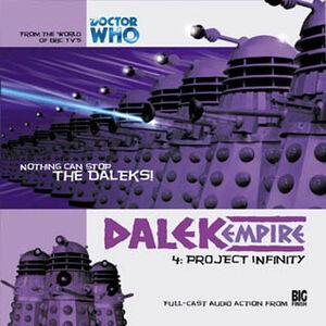 Dalek empire project infinity