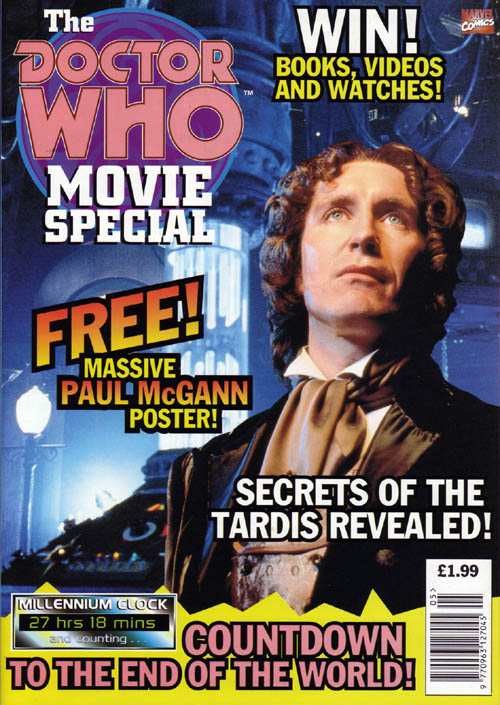 Doctor who movie special