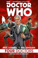 Four doctors graphic novel