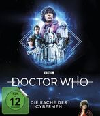 Revenge of the cybermen germany bd