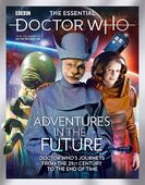 Essential doctor who issue 14 adventures in the future