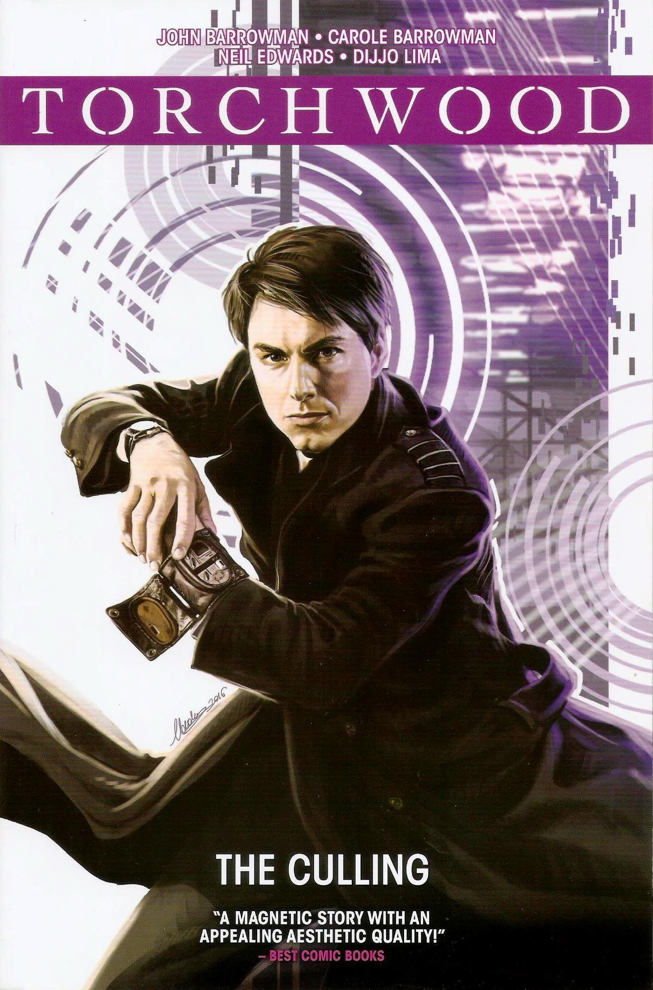Torchwood volume 3 the culling