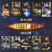 All new doctor who collection
