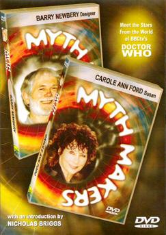 Myth makers carole ann ford barry newbery dvd
