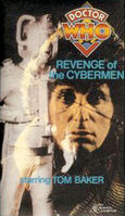 Revenge of the cybermen australia vhs