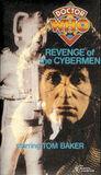 Revenge of the Cybermen (VHS)/Australia