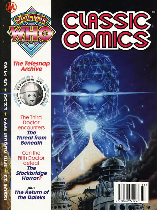 Classic comics issue 23