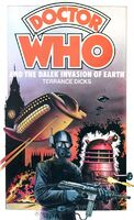 Dalek invasion of earth hardcover