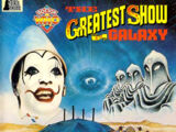 Original Television Soundtrack - The Greatest Show in the Galaxy (CD)