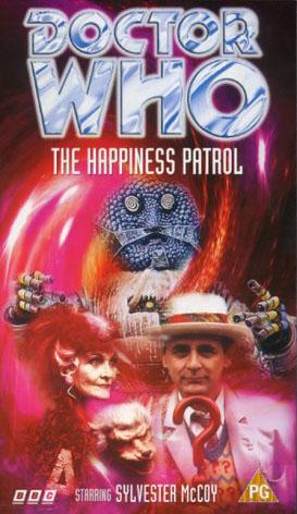 Happiness patrol uk vhs