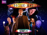 Doctor Who Original Television Soundtrack - Series 4: The Specials