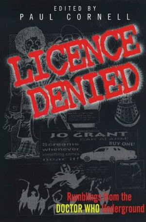Licence denied