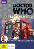 Reign of terror australia dvd
