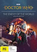 Enemy of the world special edition australia dvd