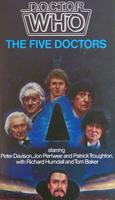 Five doctors australia vhs