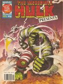 Incredible hulk presents 5