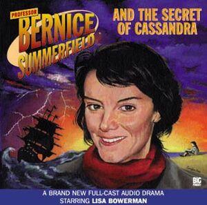 Secret of cassandra cover 1