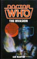 Invasion hardcover