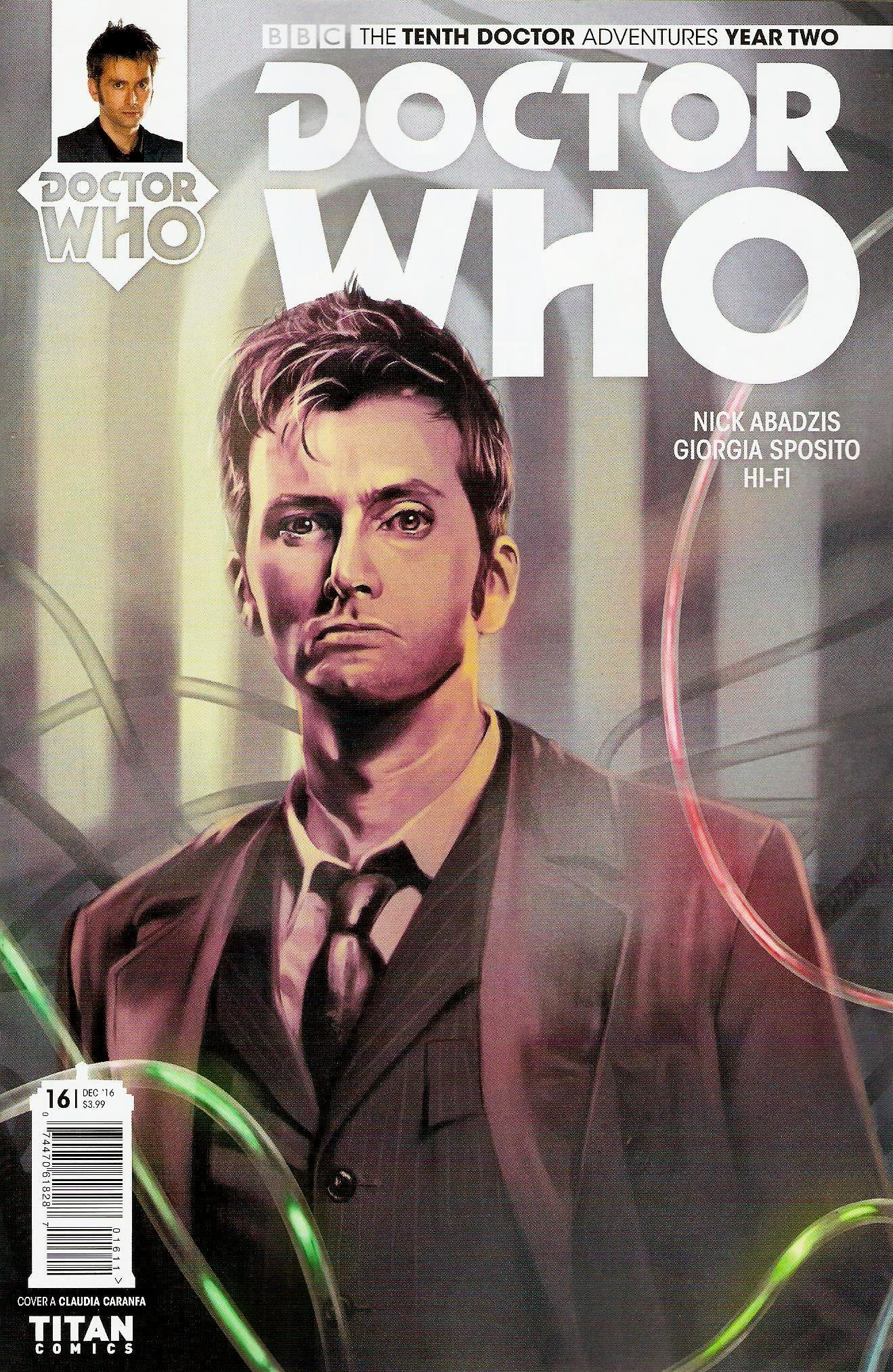 Tenth doctor year 2 issue 16a
