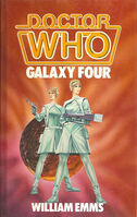 Galaxy four hardcover